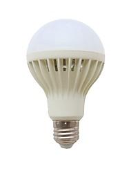 6W Ampoules LED Intelligentes 40 SMD 2835 578 lm Blanc Audio-activé Décorative Contrôle de la lumière Commande Vocale AC220 V E27