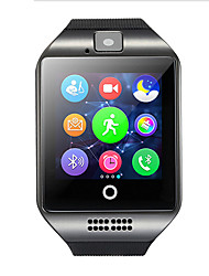 Q18S smart watch sedentary reminder sleep monitoring anti lost photos Bluetooth music playback 2G call hands-free call compatible with Android
