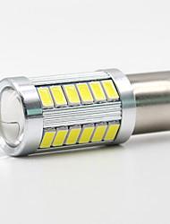 4x новый белый ba15d 33x 5630 smd светодиодные лампы дневной свет лампы
