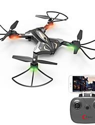Drone L600 4CH 6 Eixos Com 0.3MP HD Camera Altura segura WIFI FPV Retorno Com 1 Botão Auto-Decolagem Acesso à Gravação em Tempo Real
