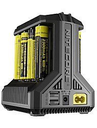 Nitecore Intellicharger i8 Battery Charger 8 Slot Portable Multi-function for Li-ion / IMR / Ni-MH / Ni-cd