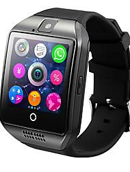Q18 Smart Watch Moniteur d'Activité Longue Veille Calories brulées Pédomètres Enregistrement de l'activité Caméra Fonction réveille Suivi