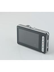 W1 HD 1280 x 720 1080p 140° Автомобильный видеорегистратор generalplus1248 2,7 дюйма LCD КапюшонforУниверсальный Встроенный микрофон