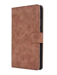 твердый ретро-стиль pu кожаный чехол с подставкой для huawei mediapad t3 7,0-дюймовый планшетный ПК