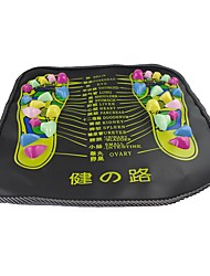 Pie Massagegerät Cuidado de la salud Shiatsu Presión de acupuntura Ayuda a perder peso Ayuda a reducir la presión sanguínea Portátil