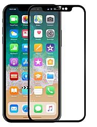 Закаленное стекло Защитная плёнка для экрана для Apple iPhone X Защитная пленка на всё устройство Уровень защиты 9H 2.5D закругленные