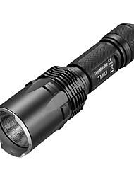 Lanterne LED LED 2800 Lumeni 4.0 Mod Cree 18650 Baterie Litiu Reîncărcabil Dimensiune Compactă Intensitate Luminoasă Reglabilă