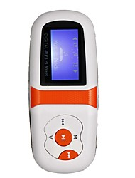 mp3PlayerNei 3.5mm Jack TF-kort Knapp