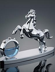 coche del caballo del leopardo del ornamento del perfume del coche que modela el purificador automotor del aire