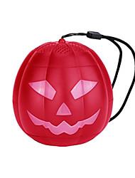 DANIU Bluetooth Подсветка Bluetooth 2.1 USB 3,5 мм Сабвуфер Черный Малиновый