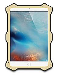 для корпуса крышка вода / грязь / ударопрочный корпус корпус твердый цвет твердый металл для apple ipad mini 4 ipad mini 3/2/1