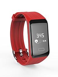 pulsera elegante / brazalete de los deportes / pulsera del bluetooth identificación de la persona que llama monitoreo ip68 pulsera