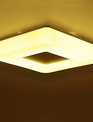 12 привело интегрированный простой светодиодный современной / современной функции для мини-стиля защиты глаз окружающая светная лампа