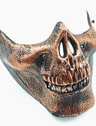 Декорации Череп Halloween День рождения Маскарадные костюмы и аксессуары Маски на Хэллоуин Маскарадные маски На все случаи Halloween