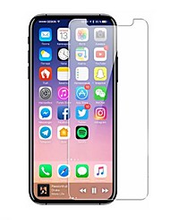 Tempered Glass Screen Protector for Apple iPhone X Front Screen Protector High Definition (HD) 9H Hardness