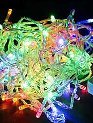 Christmas Lights 30m/200leds Led String 220V for Holiday/Party/Wedding/New Year Home Decoration Free Shipping EU