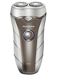FLYCO FS875 Electric Shaver Razor 220V Charging Indicator Washable Head