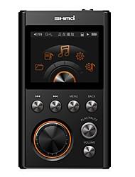 HiFiPlayer128GB 3.5mm Jack TF Card 128GBdigital music playerButton