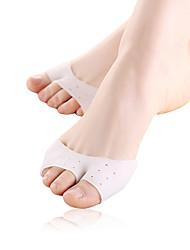 足 ×マッサージャー 足セパレーター&外反母趾パッド 姿勢矯正器具 保護 矫正鞋垫 容易に痛み