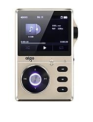 aigo HiFiPlayer8GB 3.5mm Jack SD Card 32GBdigital music playerButton