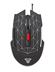 fantech x7 мышь для мыши с проводной игрой 6 кнопок оптическая компьютерная мышь с регулируемой подсветкой 4800dpi