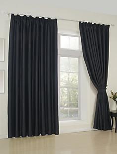 rideaux opaques pour chambre achetez les meilleurs rideaux opaques pas chers. Black Bedroom Furniture Sets. Home Design Ideas