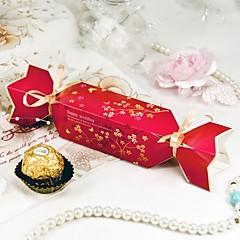 """""""Blume der Liebe"""" Bonbonpapier Stil zugunsten Box (Satz 12)"""
