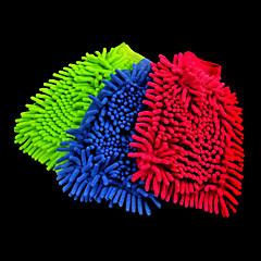 Mikrofaser Autowaschen Handschuhe