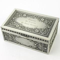 Personalizované krásná slitina zinku tutania vintage dámské šperky držáky