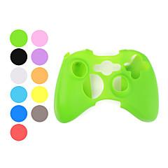 Ochranné silikonové pouzdro pro Xbox 360 ovladač (vybrané barvy)