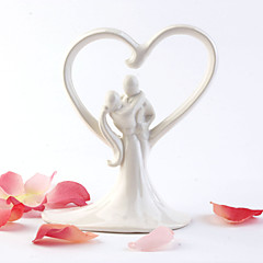 Cake Topper Non-personalized Classic Couple Ceramic Classic Theme OPP