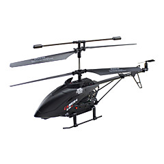 Udi R/C U13A RC Helicopter 3CH 2.4G With Camera Metal Alloy