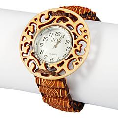 Unique Fabric Restoring Ancient Design Dress Watch