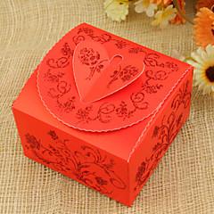 꽃 심장 디자인 은혜 상자 - 12 세트 (기타 색상)