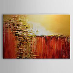 peinture à l'huile abstraite toile peinte à la main 1305-ab0580