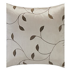 Traditionel Broderi Polyester Dekorative Pillow Cover