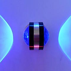 LED / Pære medfølger Flush Mount væglamper,Moderne/samtidig Integreret LED Metal