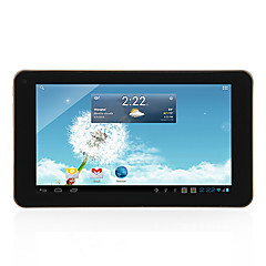 7 polegadas Tablet Android (Android 4.2 800*480 Dual Core 512MB RAM 4GB ROM)