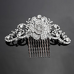 Women's Alloy Headpiece-Wedding / Special Occasion Hair Combs