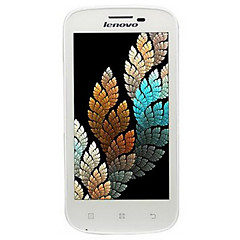 "Lenovo A760 4.5 "" Android 4.1 3G Smartphone (Dual SIM Dual Core 5 MP 1GB + 4 GB Black / White)"
