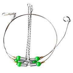 pçs Pesca encaixes e acoplamentos g/Onça mm polegada,Metal