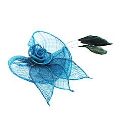 Vrouwen Stof Helm-Informeel Bloemen