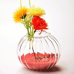 가든 테마-꽃병유리 비 개인화