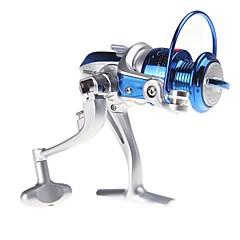 גלילי דיג סלילי טווייה 5.1:1 8 מיסבים כדוריים ימינים / ניתן להחלפה / איטר דיג בים / Spinning / דייג במים מתוקים