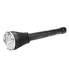 Noir Waterproof 18000LM 15xCree XM-L T6 LED lampe torche