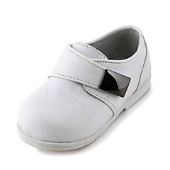 Boy's Shoes Wedding Shoes Comfort/Round Toe/Closed Toe Loafers Wedding/Casual/Party & Evening Black/White