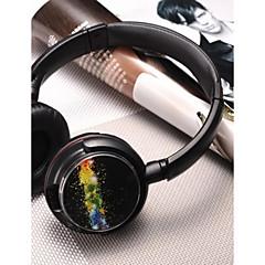 MRH-8803 Wireless Dynamic FM Stereo Radio Sports Foldable Headband Outdoor Headphones Support TF Card