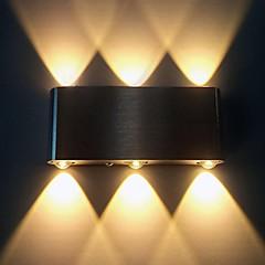 6w moderne LED wall licht met verstrooiing licht sci-fi ontwerp 90-240V