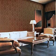 væg papir wallcovering, europæisk stil klassisk stereoskopisk mønster pvc væg papir