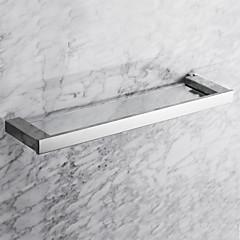 Fürdőszobai polc / Rozsamentes acél Rozsdamentes acél /Kortárs